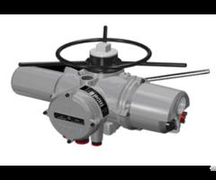 Iq Non Invasive Intelligent Electric Actuator