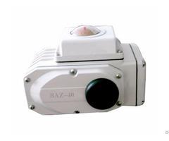 Baz Series Electric Actuator