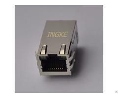 Ingke Ykku 8389nl 100% Cross 7499111421a Through Hole Magnetic Rj45 Connectors