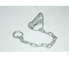 Square Head Linch Pin With Chain