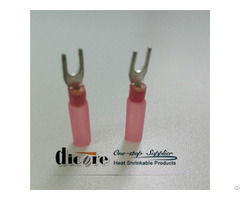 Duraseal Heat Shrink Fork Terminals Electrical Connections