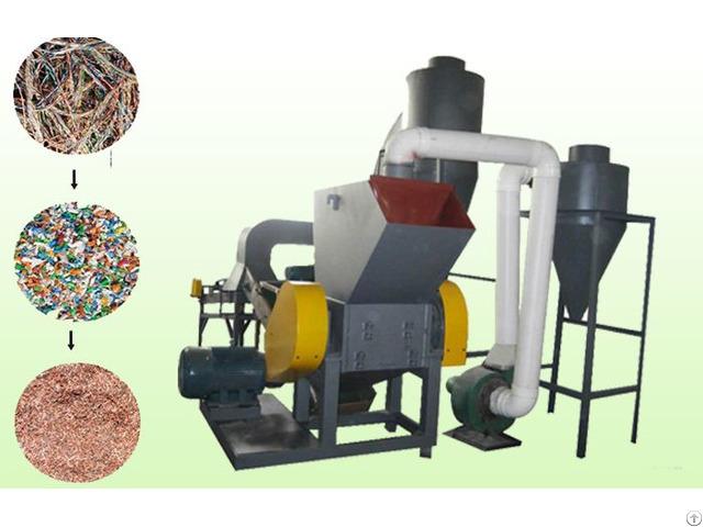 Scrap Copper Cable Granulator Machine
