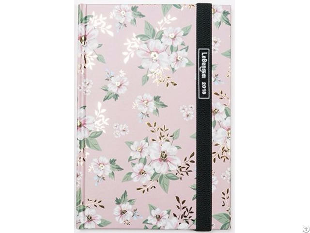 A5 Flower Notebook