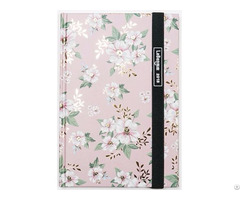 A5 Flower Notebook
