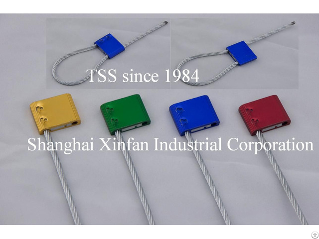 Iso17712 High Security Cable Truck Seal New Tss Cf5 0t