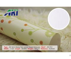 Blank Pure Paper Eco Solven Inkjet Printable Wallpaper