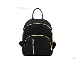 Hot Pu Leather Bag For Young Casual Backpack