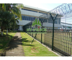 Airport Security Fence Supplier