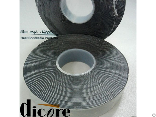 High Voltage Self Fusing Epr Rubber Tape