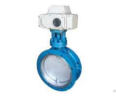 Gas Low Load Electric Butterfly Valve