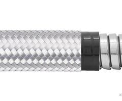 Flexible Metal Conduit Water Emi Proof Pes23pvcsb Series