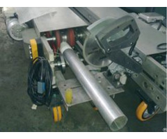 Portable Downspout Roll Forming Machine