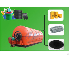 Waste Tyre Pyrolysis Plant Cost Estimate