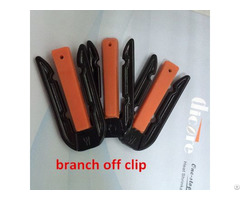 Eva Pa Hot Melting Adhesive Branch Cable Clips