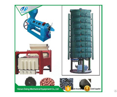 Easy Control Reliable Quality Groundnut Oil Processing Machine