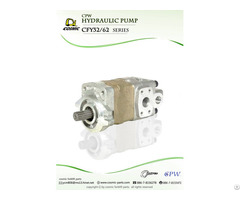 Cosmic Forklift Parts On Sale 328 Cpw Hydraulic Pump Cfy32 And 62 Series Catalogue Part No