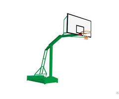 A 100 Movable Basketball Stand