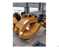 Wear Resistant Excavator Five Fingers Wood Grapple