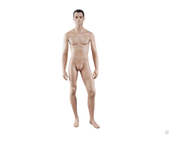 Make Up Realistic Male Full Body Mannequin