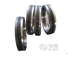 Pellet Ring Dies