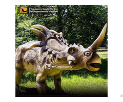 Animatronic Dinosaur Shows Lifelike Dinosaurs Model