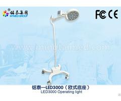 Mingtai Led3000 Mobile Operating Light