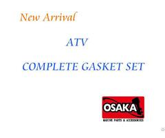 Honda Atv Complete Gasket Kit Vg 183