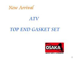 Honda Atv Top End Gasket Kit 0934 0416