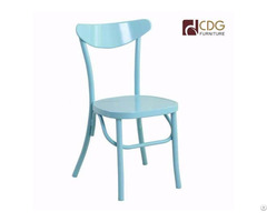 Alu Bistro Metal Chair