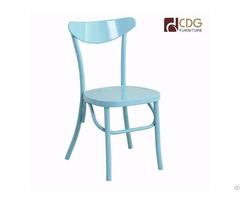Alu Bistro Metal Chair