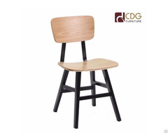 Wooden Canteen Chair