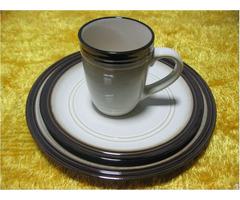 Porcelain Plates And Mug