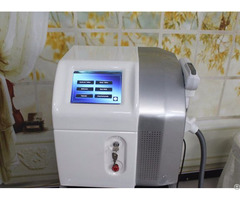 Good Effect Q Switched Nd Yag Laser Tattoo Removal Machine For Sale