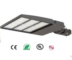 150w Led Area Light 25000lm Dlc Listed High Power For Road Lighting