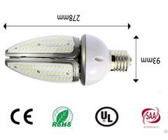 30w Led Corn Light Ip65 Waterproof B22 E27 Base 360degree Beam Angle