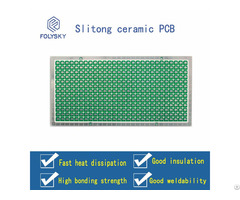 Ceramic Thick Film Circuit Board