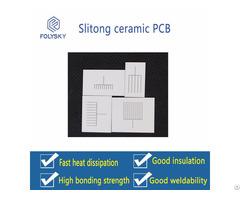 Aluminum Nitride Ceramic Substrate