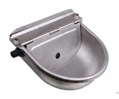 Stainless Steel Automatic Drinking Bowls