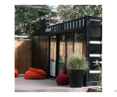 Low Cost Tiny Container House