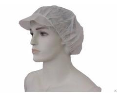 Nonwoven Peaked Cap
