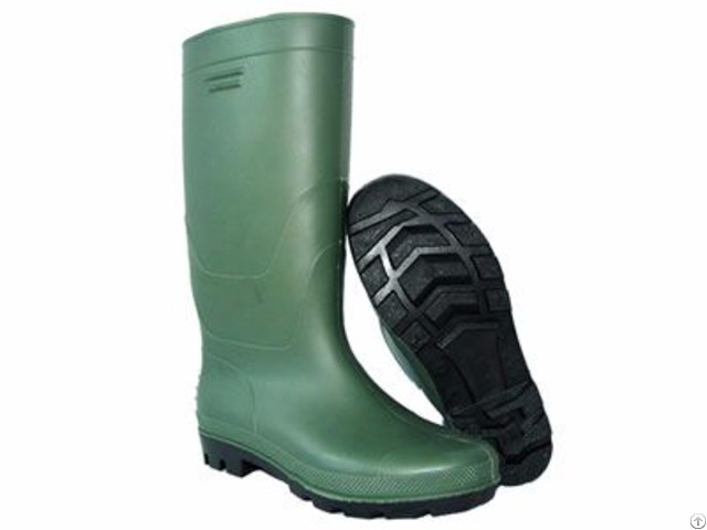 Heavy Duty Pvc Safety Boots