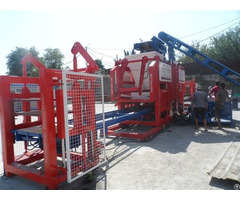Fully Automatic Paver Block Machine Price