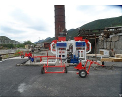Pavement Block Making Machine Price