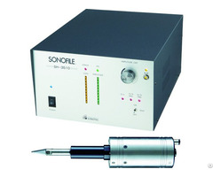 "Ultrasonic Cutter ""sonofile"""