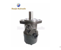 Compact Volume Low Speed High Torque Hydraulic Motor Bmr For Piling Machines