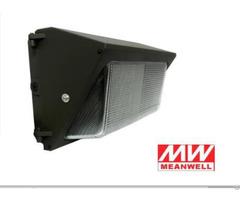 100w Led Wall Pack Light High Power 120lm Watt Aluminum Housing For Outdoor Application