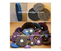 Clean And Strip Discs Black Blue Purple Color