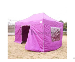 50mm Hex Folding Outdoor Tent 3m X 4 5m