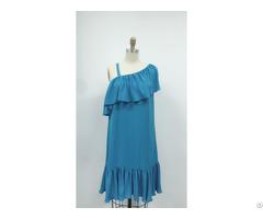 Ladies Ruffles Dress