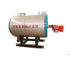 Yy Q W Horizontal Oil Gas Boiler